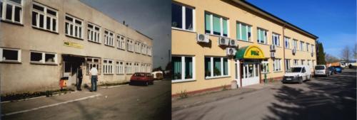 Budynek biura